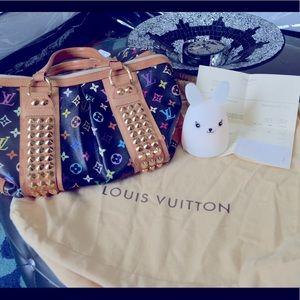 Louis Vuitton multicolour Courtney GM bag